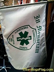 .COMMUNITY EMERGENCY CORPS- In Memoriam FLAG